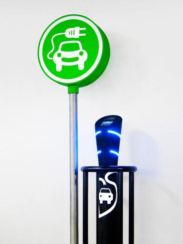 Efficiency「Electric car recharging unit」:スマホ壁紙(14)