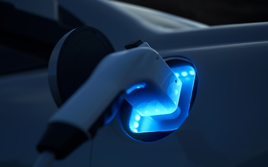 Battery「Electric Car Charging」:スマホ壁紙(18)