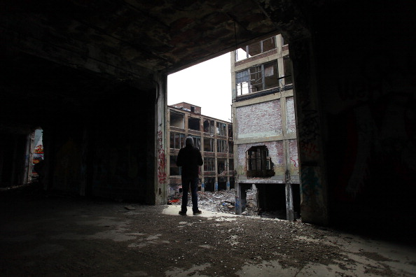 Detroit - Michigan「Detroit's Iconic Abandoned Packard Plant Purchased By Developer From Peru」:写真・画像(18)[壁紙.com]