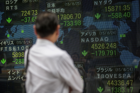 Global「Asian Markets Continue To Fall on Fears Of China Slowdown」:写真・画像(6)[壁紙.com]