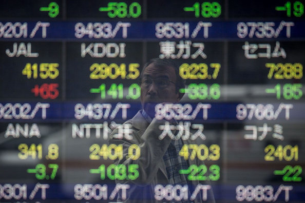 Economy「Asian Markets Continue To Fall on Fears Of China Slowdown」:写真・画像(10)[壁紙.com]