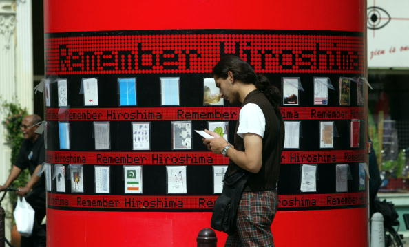 Japanese Surrender「Hiroshima Remembers The Bomb」:写真・画像(19)[壁紙.com]