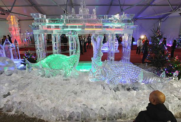 Ice Art - Exhibition Opening:ニュース(壁紙.com)