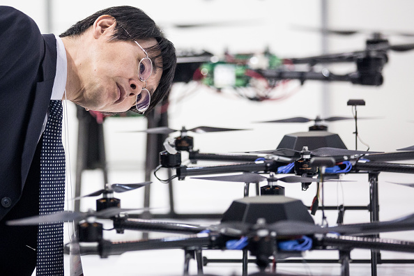 Japan Expo「International Drone Expo 2015」:写真・画像(7)[壁紙.com]