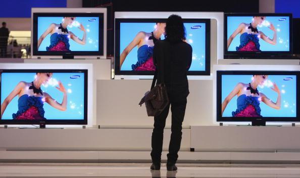 Television Industry「IFA 2008 Consumer Electronics Trade Fair」:写真・画像(16)[壁紙.com]
