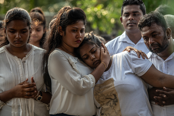 Negombo「Sri Lanka Mourns Victims of Easter Sunday Bombings」:写真・画像(12)[壁紙.com]