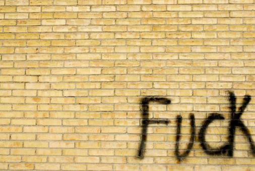 Brick Wall「The F Word」:スマホ壁紙(18)