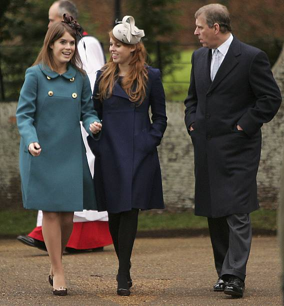 Royal Family Attend Christmas Day Service:ニュース(壁紙.com)