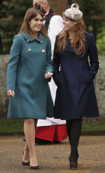King's Lynn「Royal Family Attend Christmas Day Service」:写真・画像(5)[壁紙.com]