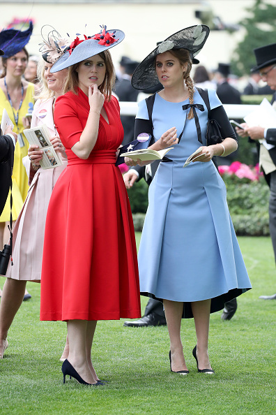 Princess Eugenie「Royal Ascot 2017 - Day 3 - Ladies Day」:写真・画像(9)[壁紙.com]