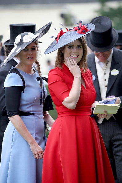 Princess Eugenie「Royal Ascot 2017 - Day 3 - Ladies Day」:写真・画像(17)[壁紙.com]