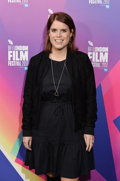 Princess Eugenie「European Premiere of Jane during the 61st BFI London Film Festival at Picturehouse Central」:写真・画像(18)[壁紙.com]