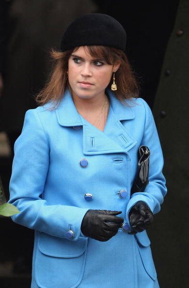 King's Lynn「Royals Attend Christmas Day Service At Sandringham」:写真・画像(11)[壁紙.com]