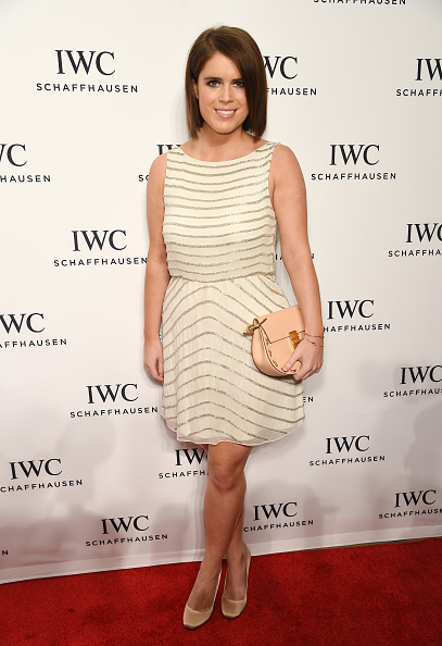 "Princess Eugenie「IWC Schaffhausen Third Annual ""For The Love Of Cinema"" Gala During Tribeca Film Festival - Arrivals」:写真・画像(15)[壁紙.com]"