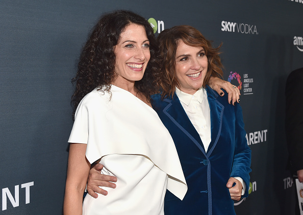 "Transparent「Premiere Of Amazon's ""Transparent"" Season 2 - Red Carpet」:写真・画像(9)[壁紙.com]"