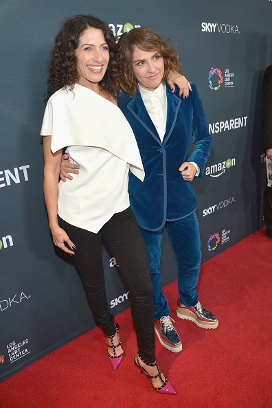 "Transparent「Red Carpet Premiere Screening For Season Two Of Multi-Golden Globe And Emmy Award-Winning Amazon Original Series ""Transparent""」:写真・画像(17)[壁紙.com]"