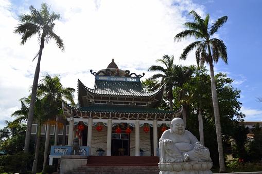 Buddha statue「フィリピン、ミンダナオ島ダバオで龍華寺」:スマホ壁紙(11)