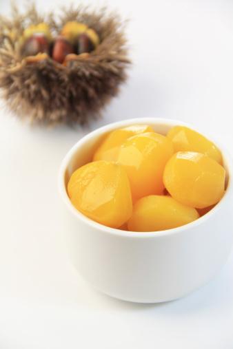 栗「Chestnut」:スマホ壁紙(5)
