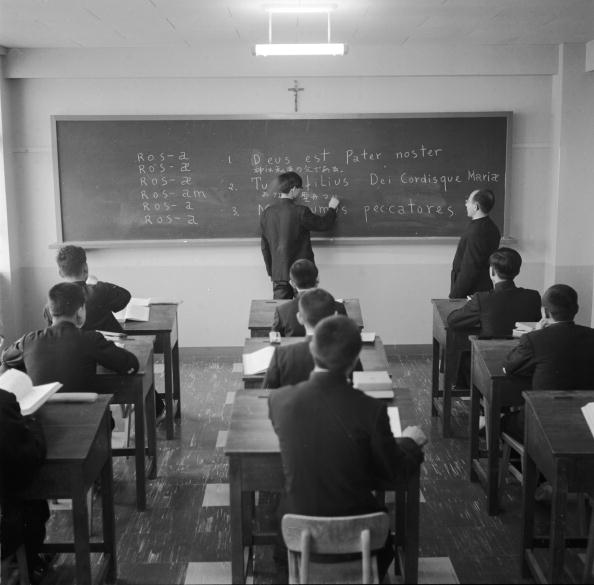 Classroom「Learning Latin」:写真・画像(0)[壁紙.com]