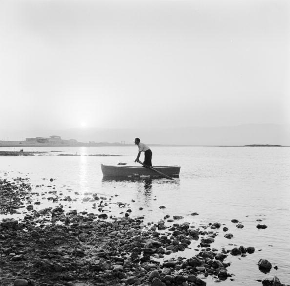Fisherman「Dead Sea Sunrise」:写真・画像(12)[壁紙.com]