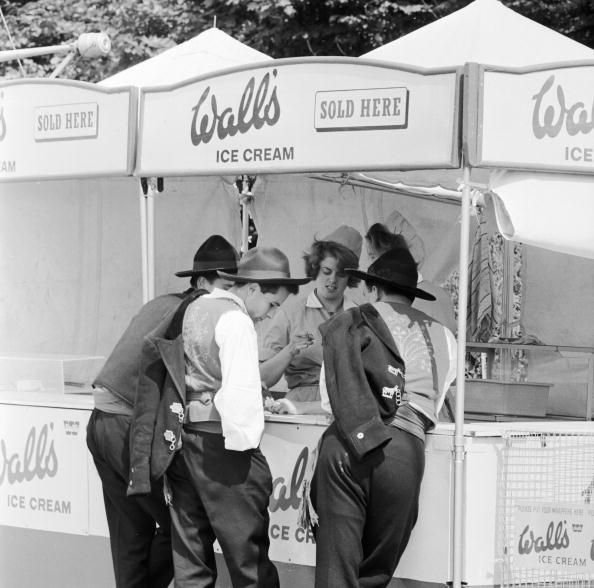 Traditional Clothing「Ice Cream Stand」:写真・画像(13)[壁紙.com]