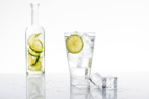Lemonade with lime and ice:スマホ壁紙(壁紙.com)