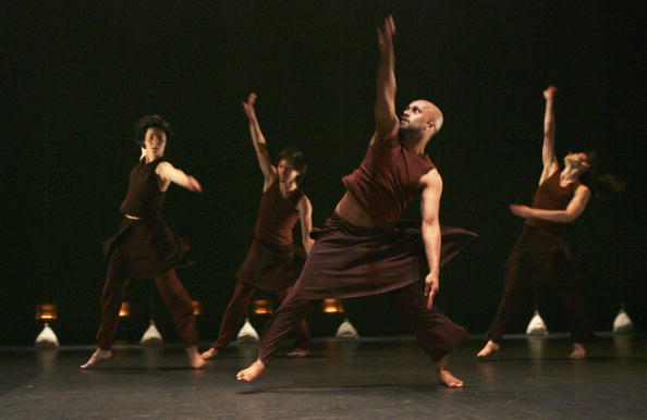 "Choreographer「Akram Khan Company's ""Ma"" Photo Call」:写真・画像(9)[壁紙.com]"