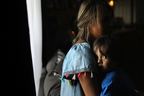 Immigrant「Undocumented Parents Face Deportation And Family Separation」:写真・画像(11)[壁紙.com]