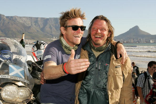 Long「Ewan McGregor And Charley Boorman Mark The End Of The Long Way Down Trip」:写真・画像(19)[壁紙.com]
