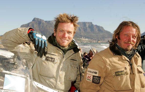 Long「Ewan McGregor And Charley Boorman Mark The End Of The Long Way Down Trip」:写真・画像(7)[壁紙.com]