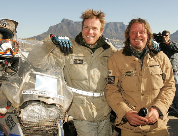 Long「Ewan McGregor And Charley Boorman Mark The End Of The Long Way Down Trip」:写真・画像(11)[壁紙.com]