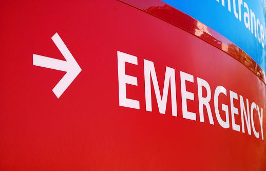 Emergency Services Occupation「Emergency Room Sign」:スマホ壁紙(9)