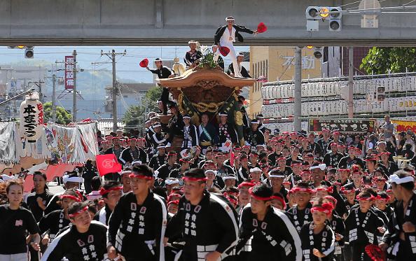 Moving Toward「Kishiwada Danjiri Festival」:写真・画像(16)[壁紙.com]