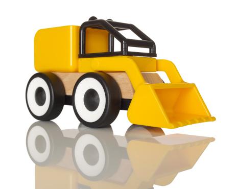 おもちゃのトラック「Toy front-end loader」:スマホ壁紙(13)
