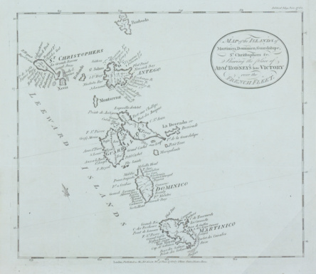 French Overseas Territory「Map of Saint Kitts」:スマホ壁紙(14)