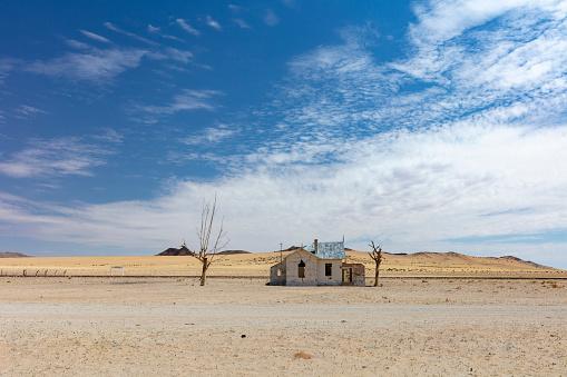 Passenger「Abandoned railway station on the Keetmanshoop-Luderitz line in southern Namibia, 2018」:スマホ壁紙(13)