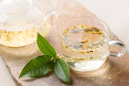 Tea Kettle「Osmanthus tea」:スマホ壁紙(14)