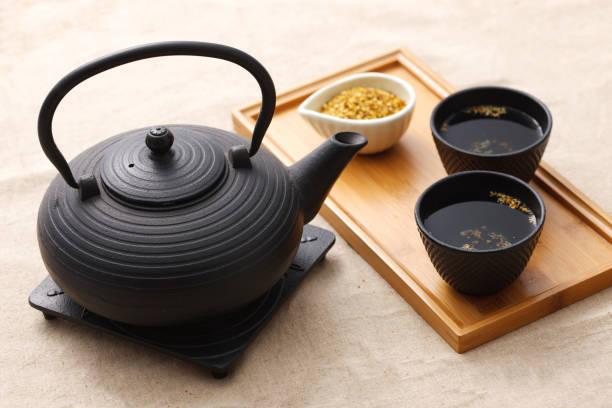 Osmanthus tea:スマホ壁紙(壁紙.com)