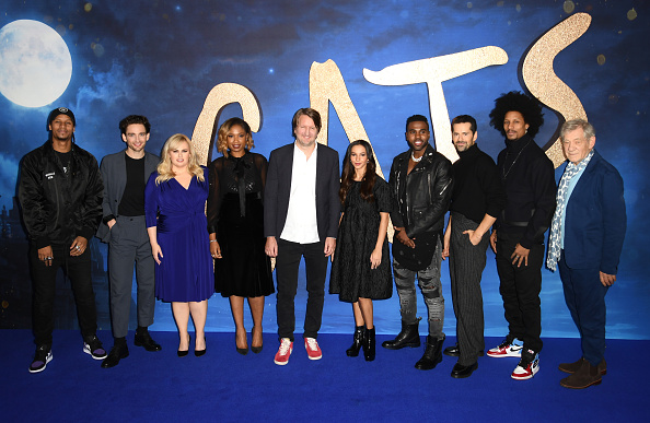 "Cats - 2019 Film「""Cats"" - Photocall」:写真・画像(0)[壁紙.com]"