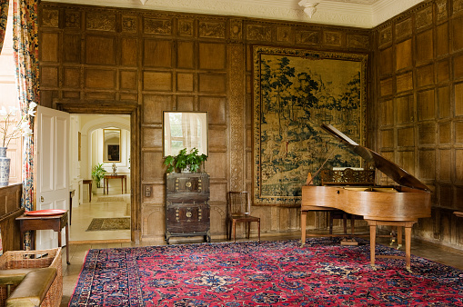 17th Century「17th Century Cotswold country house」:スマホ壁紙(4)