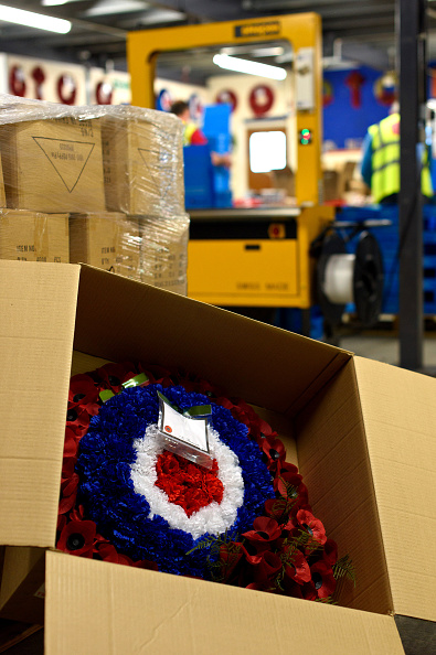 Finance and Economy「British Legion Gears Up For The 2015 Launch Of The Poppy Appeal」:写真・画像(8)[壁紙.com]