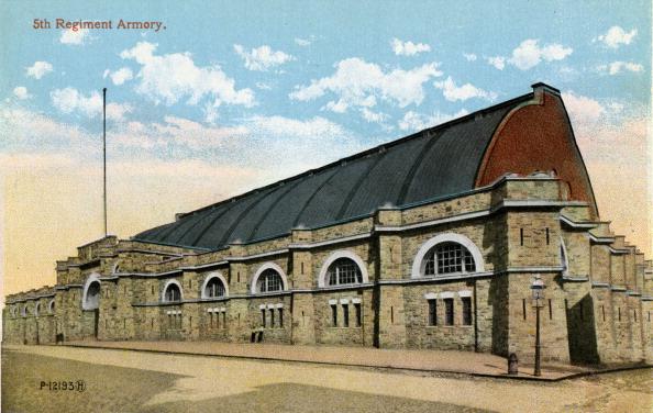 City Life「Baltimore: Fifth Regiment Armory」:写真・画像(1)[壁紙.com]