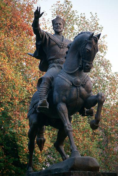 Tashkent「Tamerlane Statue, Tashkent, Uzbekistan」:写真・画像(17)[壁紙.com]