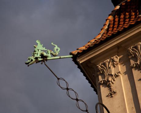Dragon「Bronze statue of dragon」:スマホ壁紙(18)