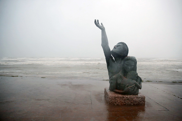Galveston - Texas「Hurricane Harvey Slams Into Texas Gulf Coast」:写真・画像(5)[壁紙.com]