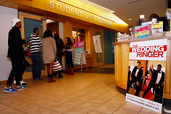 Tallahassee「Kevin Hart And Producer Will Packer Host A Special Screening Of Screen Gems' THE WEDDING RINGER At Florida State University」:写真・画像(7)[壁紙.com]