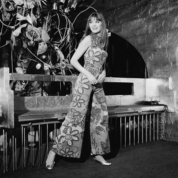 Jumpsuit「Fashion, 1960s」:写真・画像(13)[壁紙.com]