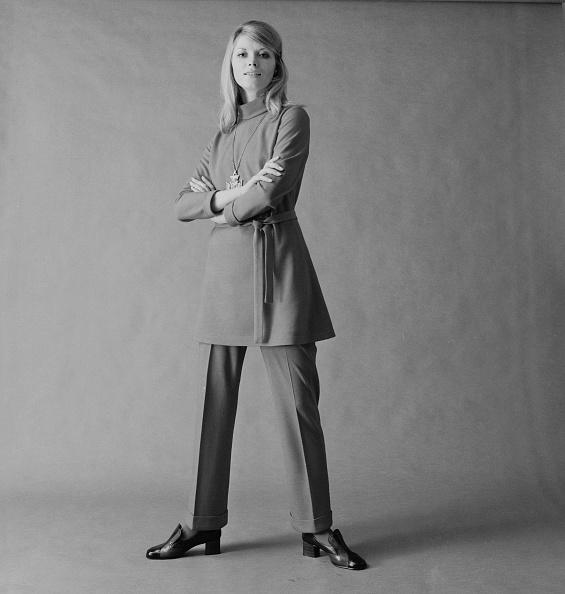 Pant Suit「Fashion, 1960s」:写真・画像(13)[壁紙.com]