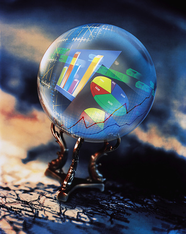 Economic fortune「Future of the Economy」:スマホ壁紙(3)