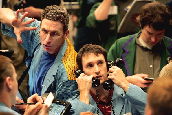 Dow Jones Industrial Average「U.S. Exchanges Hold Last Trading Session Of 2006」:写真・画像(17)[壁紙.com]